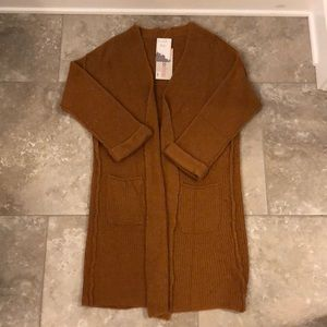 Long cardigan - brand new with tags